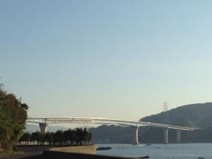 伊王島の動脈「伊王島大橋」