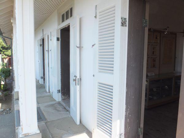 明治生まれの館「旧伊王島灯台旧吏員退息所」