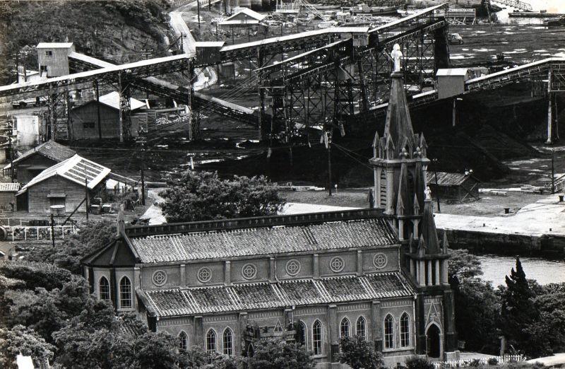 伊王島|馬込教会(昭和37年頃)