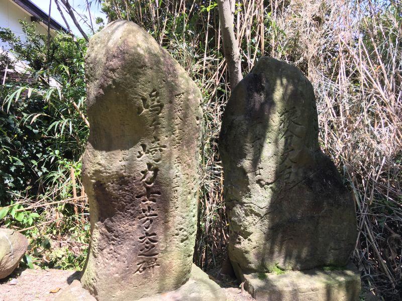 相撲取り墓