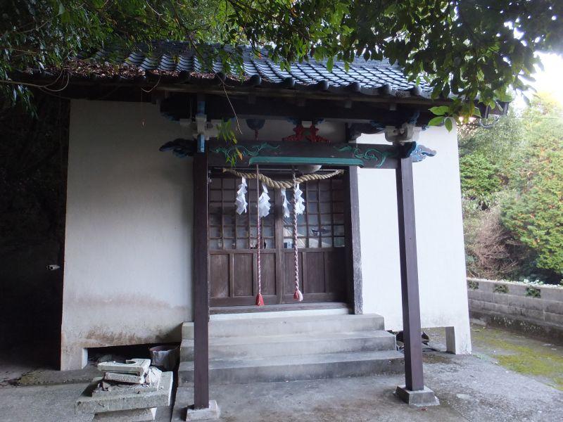 白髭神社の本宮